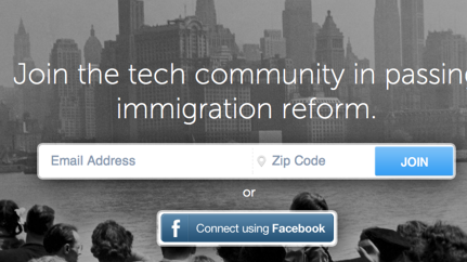 Silicon Valley Immigration Reform Group Launches Website