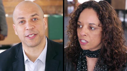 Newark Mayor Cory Booker On The Power Of Physical Face Time