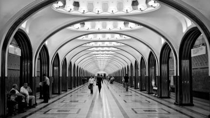 The Moscow Subway Is About To Get A Lot Less Private