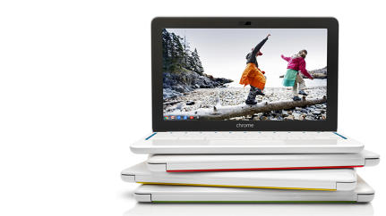 Google and HP Launch New Chromebook
