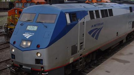 Amtrak Wants A Much Faster... Wi-Fi Network