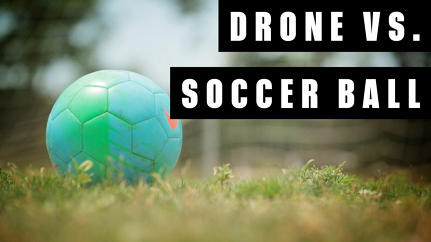 Drone Vs. Soccer Ball: See Why Tim Howard's Job As U.S. Goalie Is Very Secure
