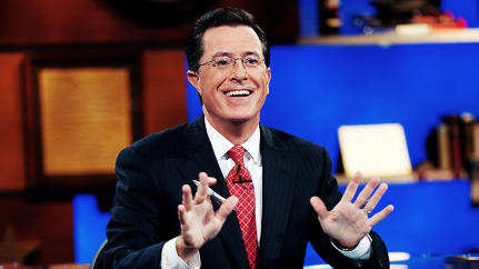 How Stephen Colbert Won Cable, Lost The Presidency, Scared Bears, And Went Out On Top (And So Can You!)