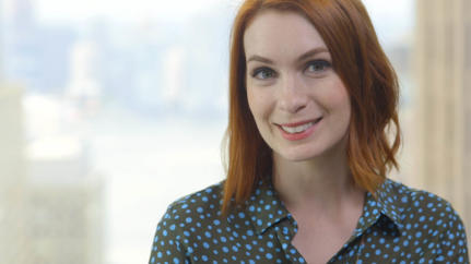 Felicia Day Drafts Her Fantasy Startup Team & Offers Business Advice