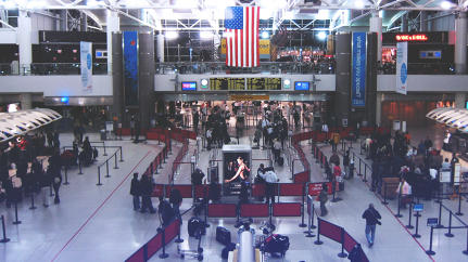 """New York Airports Slam TSA Over """"Abysmal"""" Security Delays"""