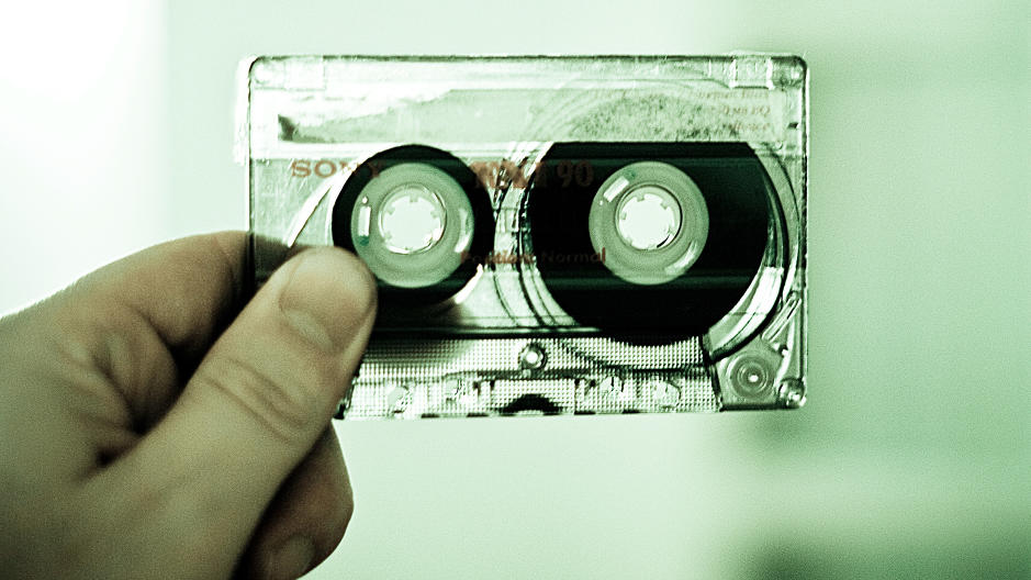 Music's Weird Cassette-Tape Revival Is Paying Off